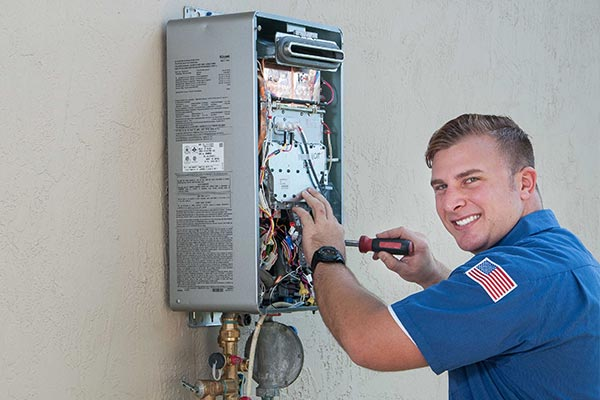 water heater repair installations