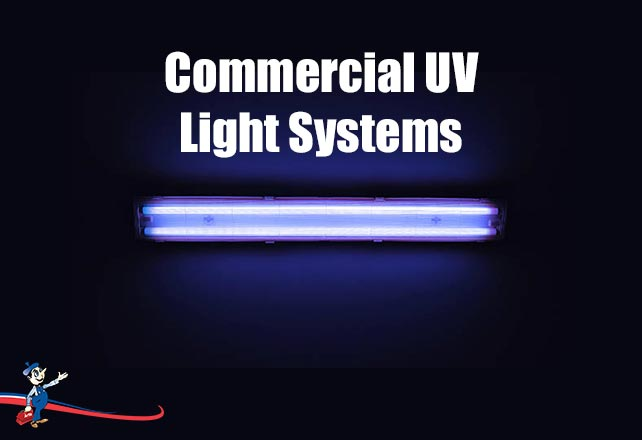 commercial UV light systems