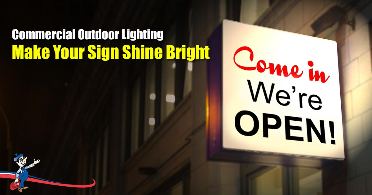 Commercial Outdoor Lighting