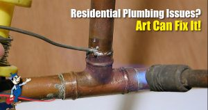 Residential Plumbing Issues