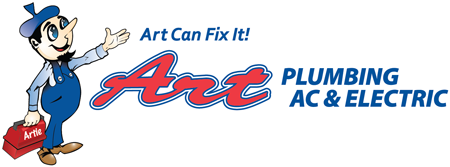 art plumbing, ac and electric